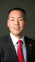Immediate Past President- James Hong (Football)